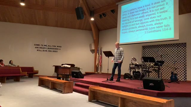 {UN}BROKEN - Forgiveness - Pastor Tim Elliott - 2.10.19