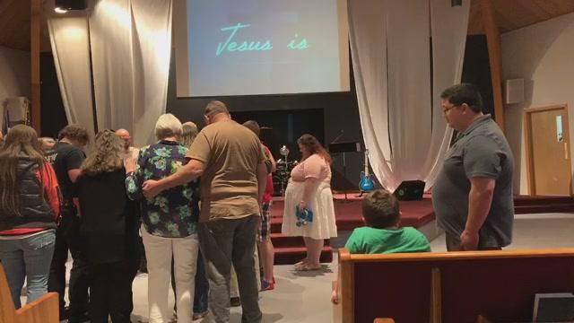 Jesus Is - Jesus Is Healer - Pastor Tim Elliott - 5.5.19