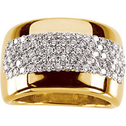 Pavé Ring