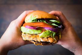 Award Winning Burger