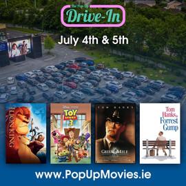 Pop Up Movies Castleknock
