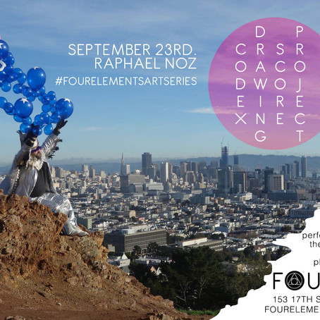 Raphael Noz – September 23, 2017