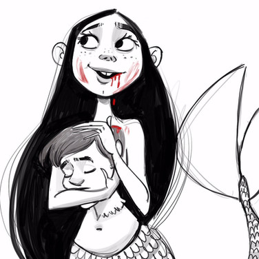 Goofy Mermaids cannot be trusted