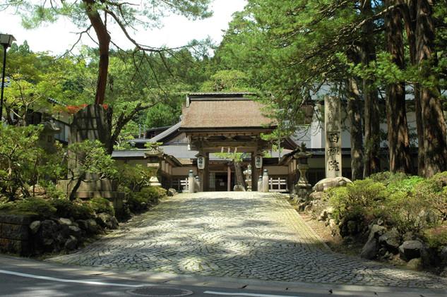 西禅院 Saizenin, Koyasan