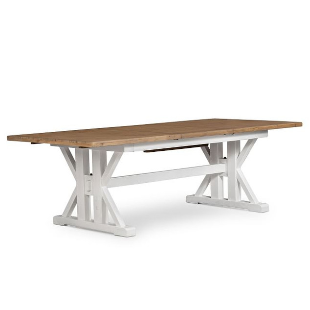 Hart Reclaimed Wood Dining Room Table