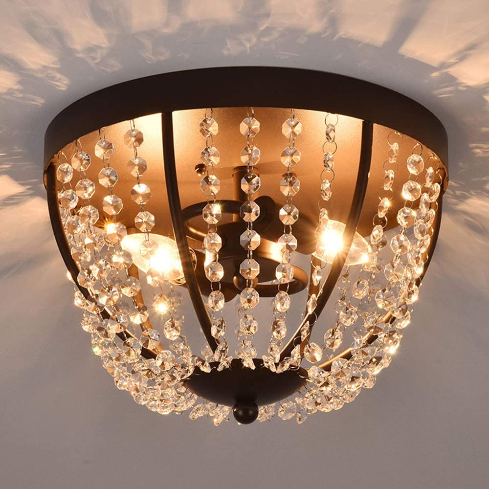 Amazon Crystal Light Fixture - $47