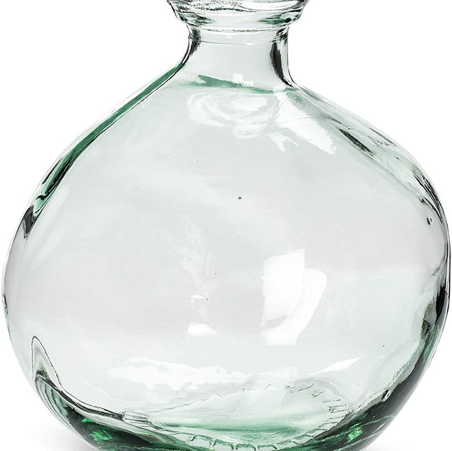 6.5 Recycled Glass Bottle