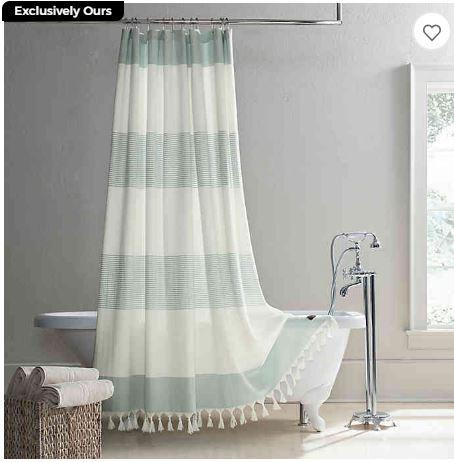 UGG Shower Curtain