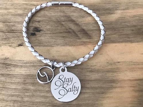 """""""Stay Salty"""" Bracelet"""