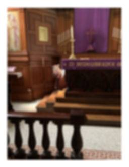 Critter at altar.jpg