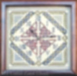Celtic Knot Clock Counted Thread Specialtt Stitch Pattern