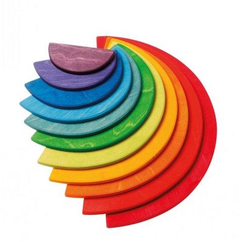 Semicercles de colors