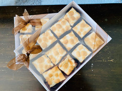 Packaged S'More's Toffee Set