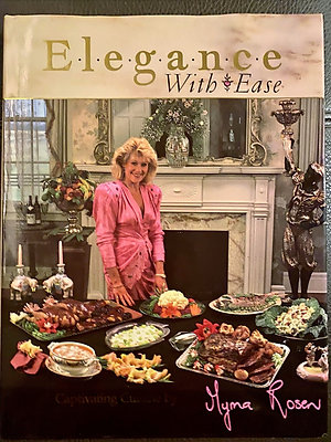 Elegance With Ease Cookbook