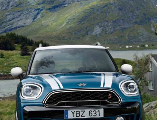 Countryman Cooper D All4 Hype