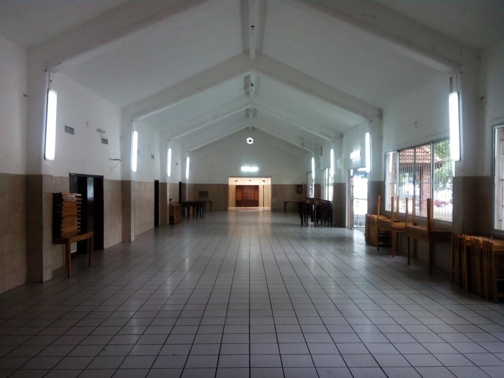 Salón principal vista interior