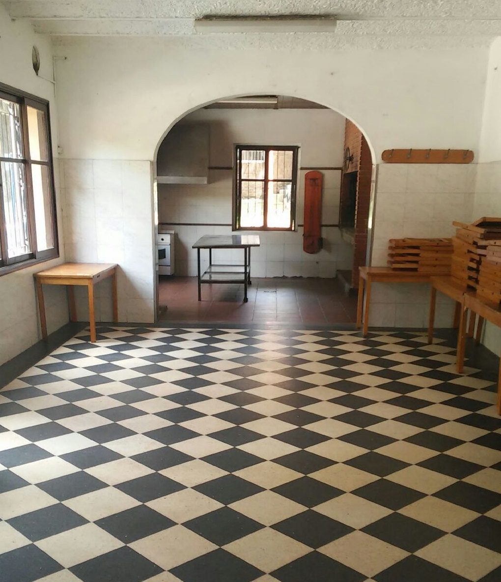 Salón 13 interior