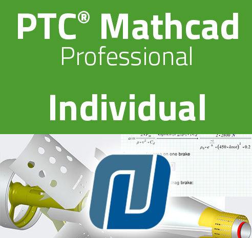 Mathcad Professional – Individual License (SPN-7502-L)