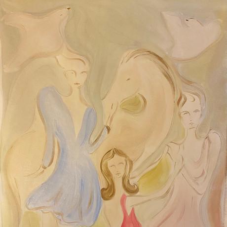 Three Women, 2021