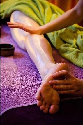 Jeûne et massage