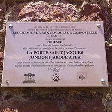 Compostelle, La porte de St Jean Pied de Port