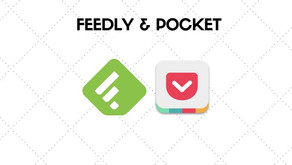 Feedly and Pocket