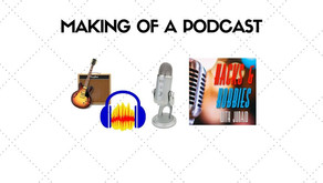 Making of a Podcast