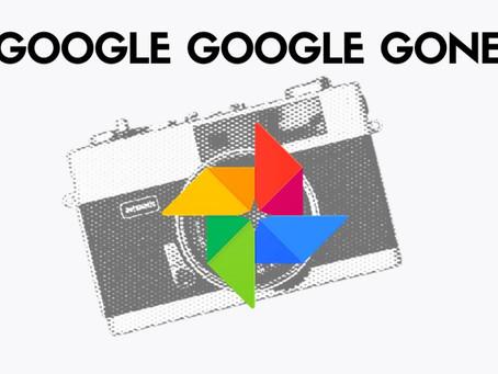 Google Google Gone