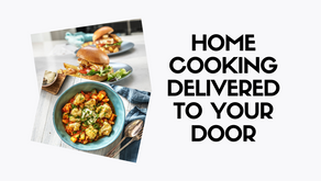 Home Cooking Delivered to your Door