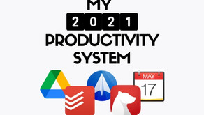 My Productivity System