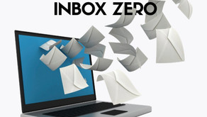 Achieving Inbox Zero