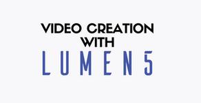 Video Creation with Lumen5