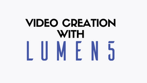 Video Creation with Lumen5