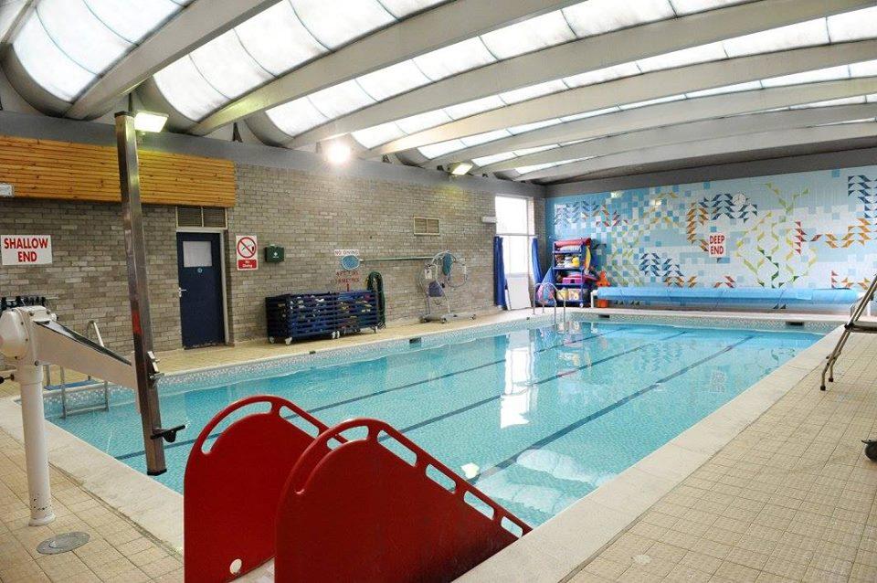 Sandgate Hydrotherapy Pool