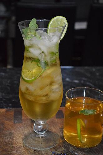 Organic Apple Mojito Energy Tea (High in Caffeine)