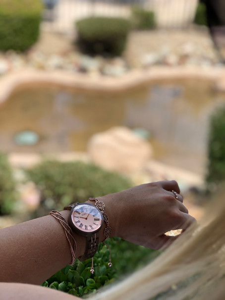 My Newest Accessory for the Summer | JORD Wood Watch