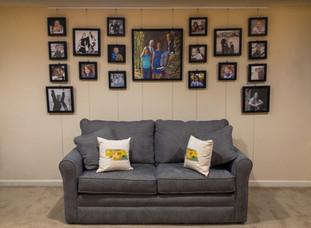 Reveal: Schaefer Wall Gallery Install in Omaha, NE