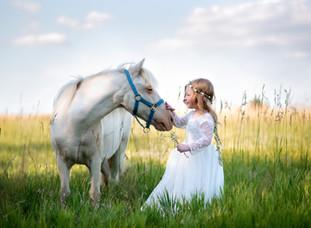 Bristol | Pony Sessions in Gretna, NE