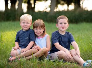 Wallen Family | Portraits in Gretna, Ne