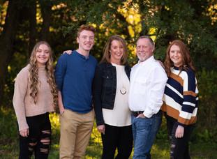 Crowell Family | Portraits in Gretna, Nebraska