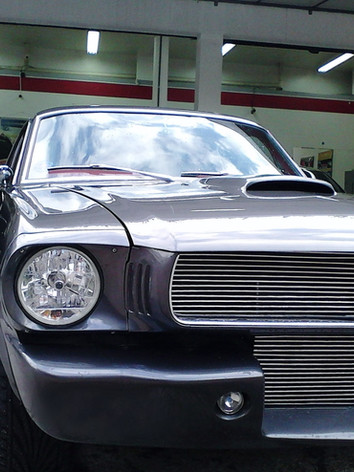 Restauração de Carros Antigos Curitiba