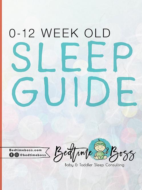 Newborn Sleep E-Guide