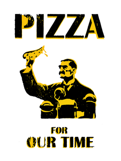 Pizza For Our Time