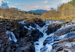 Eas Urchaidh Waterfall