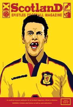 Scotland Epistles Football Magazine