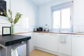 Küche Molinar Ferienhaus