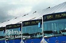 Bus fahren in Palma de Malloc