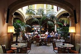 Essen und Trinken in Palma de Mallorca Tes