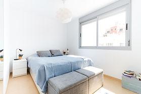 Schlafzimmer Ferienhaus Palma