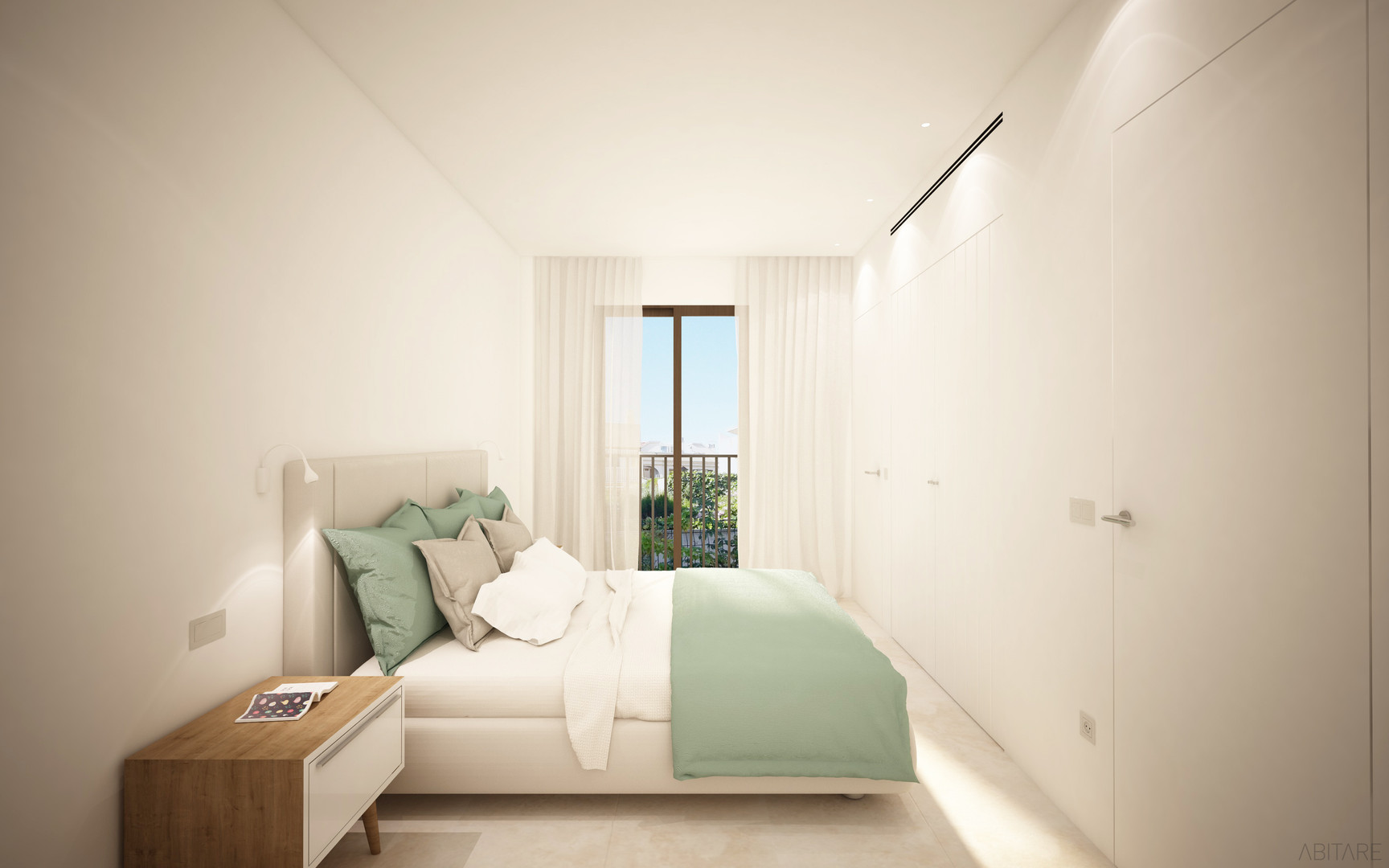 Molinar Townhouse - Bedroom